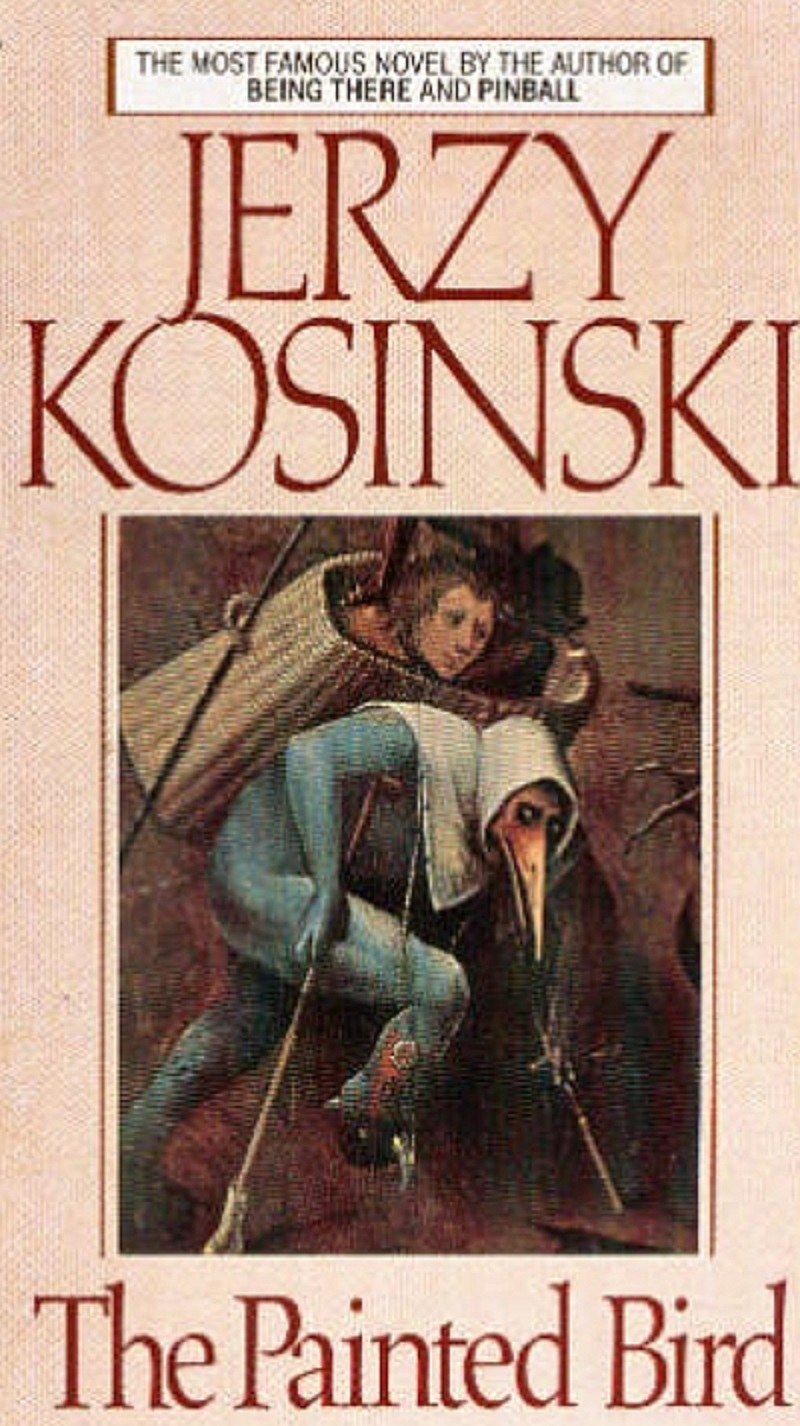 an analysis of the painted bird by jerzy kosinski These ideas are conveyed with consummate artistic skill by jerzy kosinski in his extraordinary book, the painted bird the title alludes to the theme: the painted bird is the symbol of the persecuted other, of the tainted man.